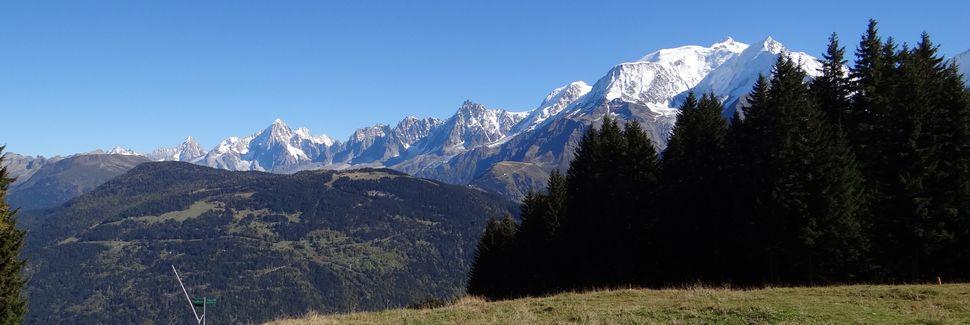 Le Grand Massif, Auvérnia-Ródano-Alpes, França