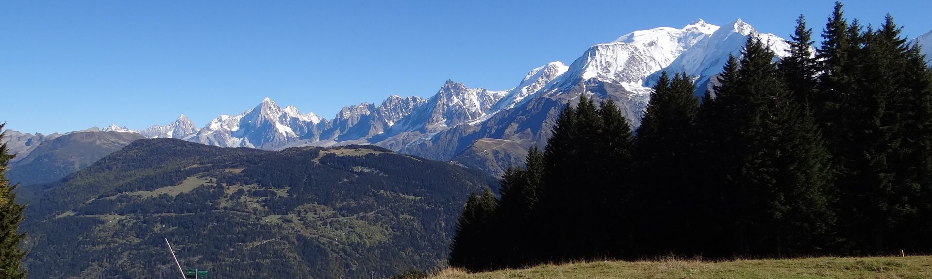 Le Grand Massif, Frankrike