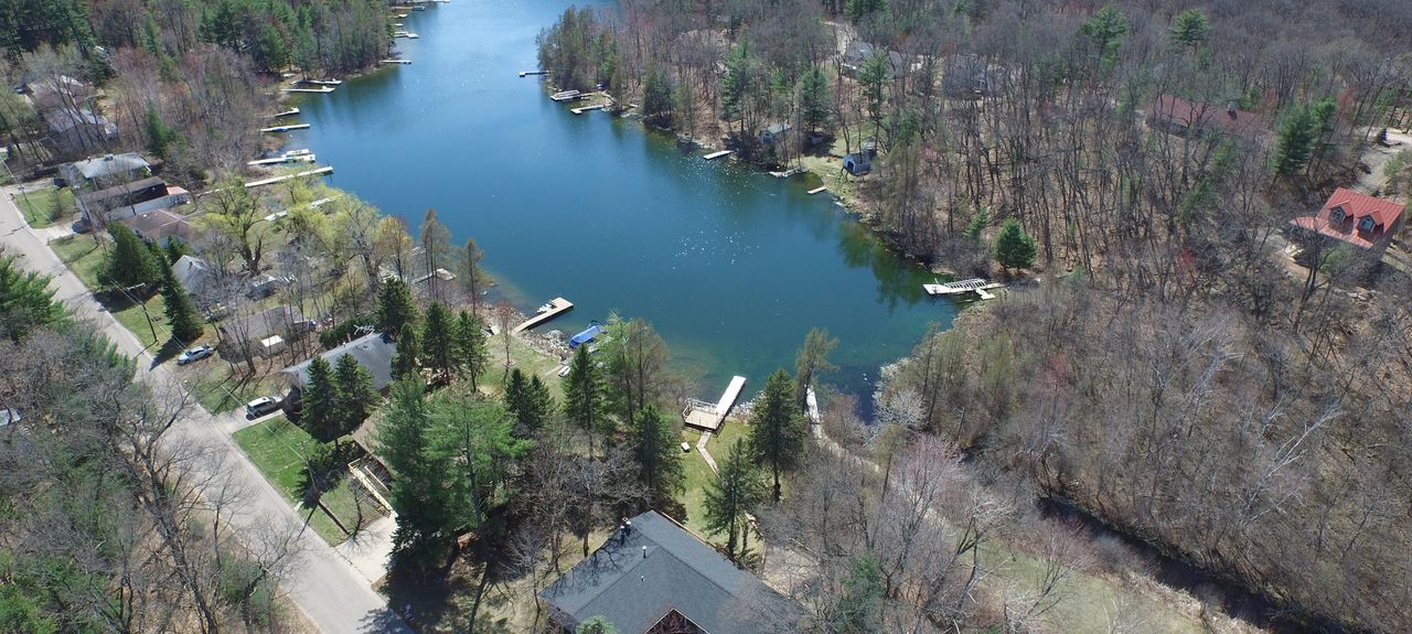 Chain O' Lakes-King, WI, USA