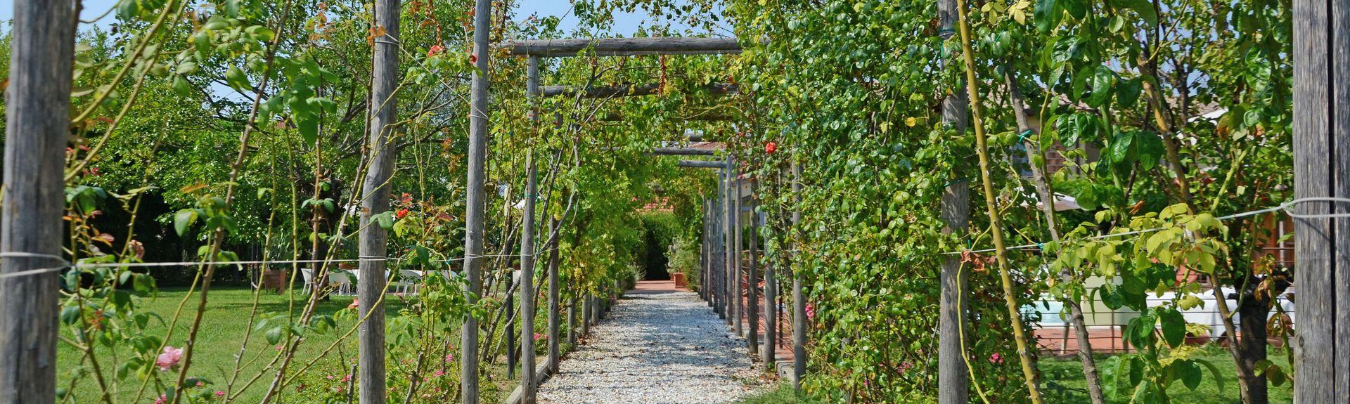 Lido di Camaiore, Toscana, Italia