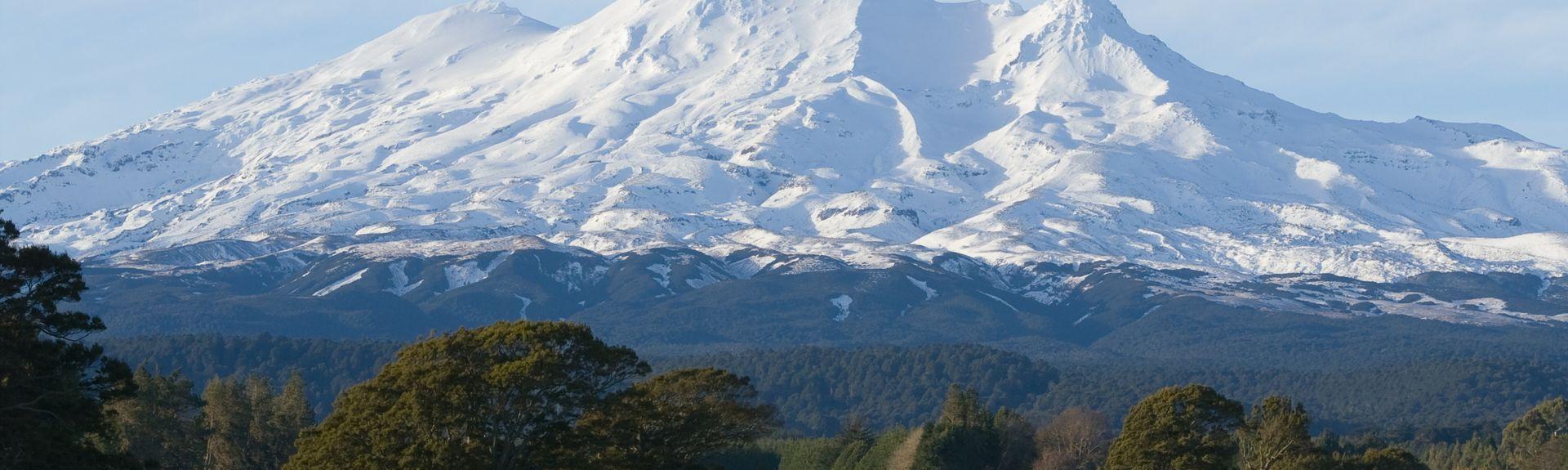 Ohakune, Ruapehu, Manawatu-Wanganui, New Zealand