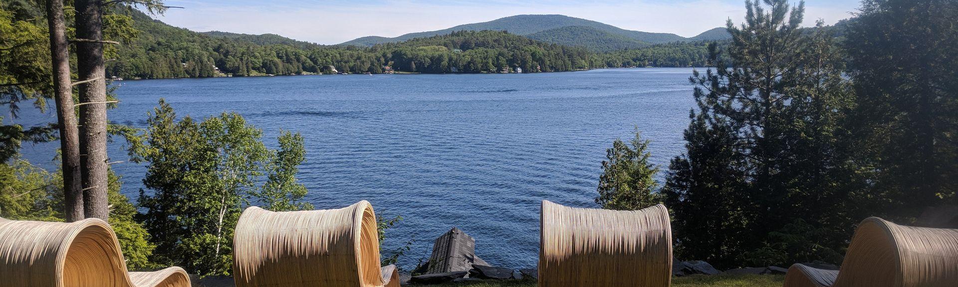 Joes Pond, Vermont, USA