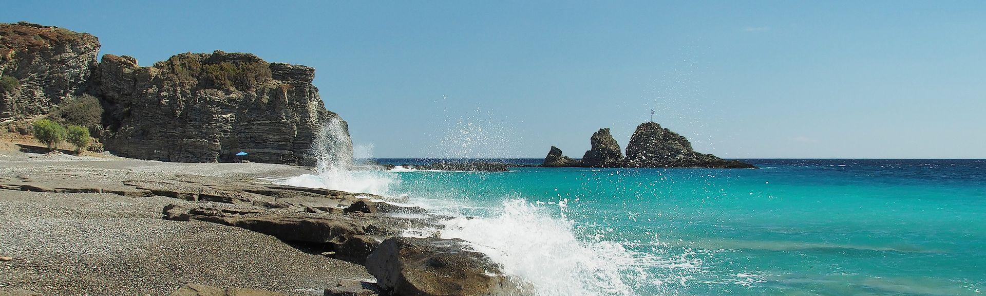Mirtos, Ierapetra, Kreta, Griekenland