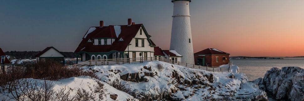 Cape Elizabeth, Maine, États-Unis d'Amérique