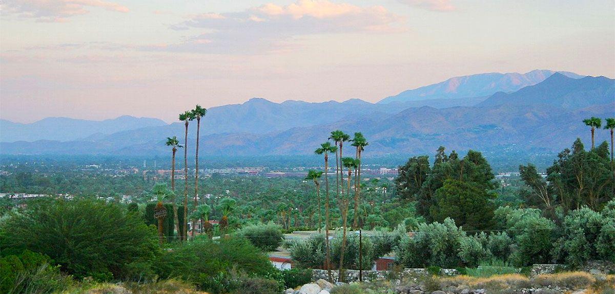 Rancho Las Palmas Country Club, Rancho Mirage, Califórnia, Estados Unidos