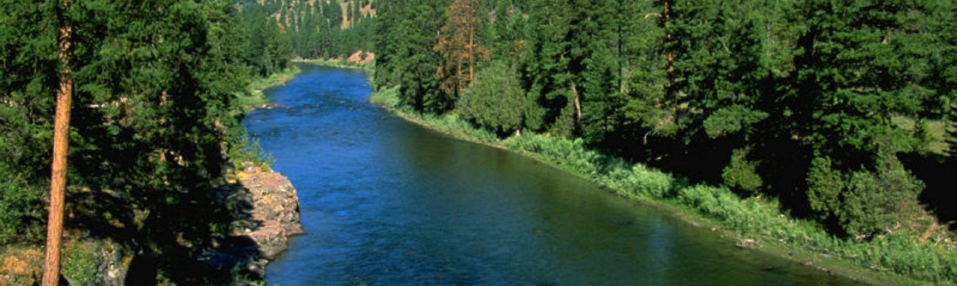 Paradise, Montana, Estados Unidos
