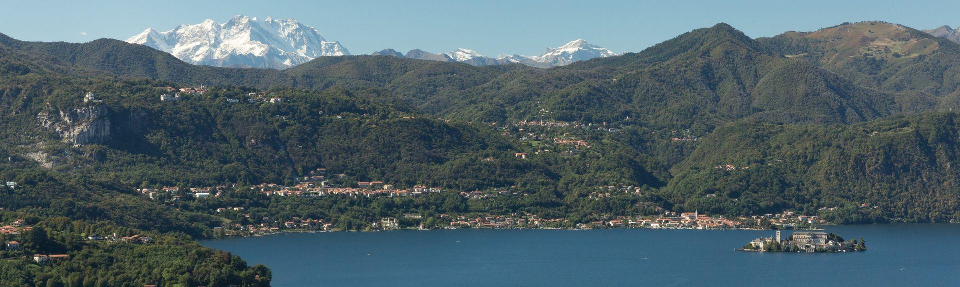 Invorio, Piedmont, Italia