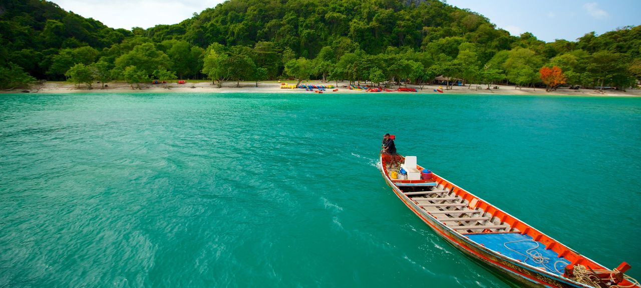 Mae Nam Beach, Mae Nam, Ko Samui District, Surat Thani, Thailand