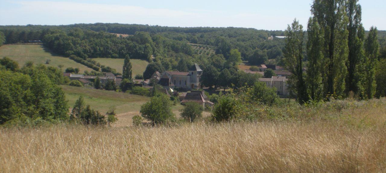 Lanquais, France