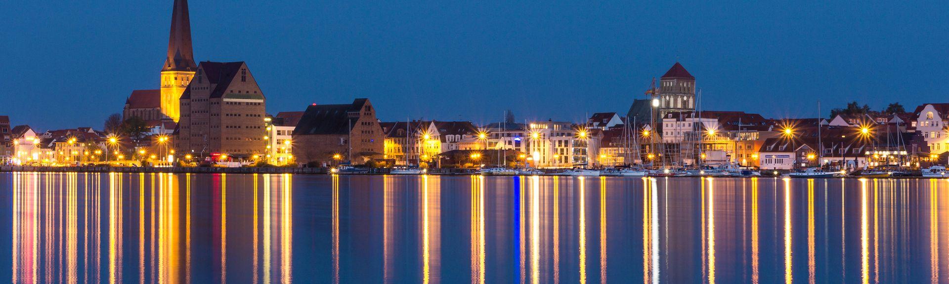 Rostock, Mecklenburg – Δυτική Πομερανία, Γερμανία