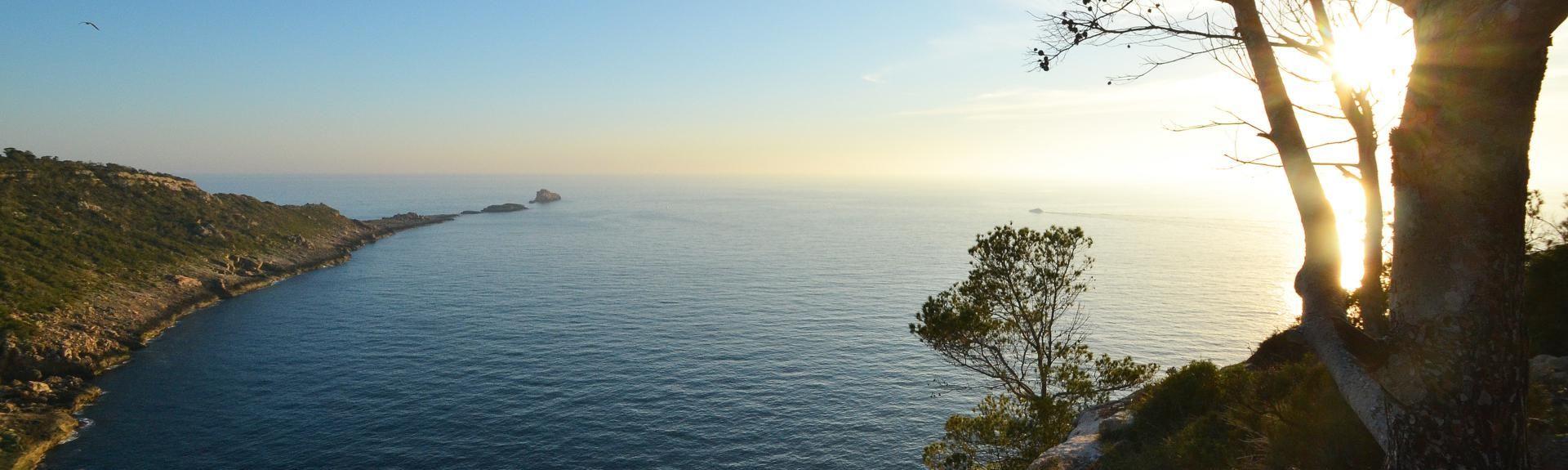 Palma Novan ranta, Calvia, Baleaarit, Espanja