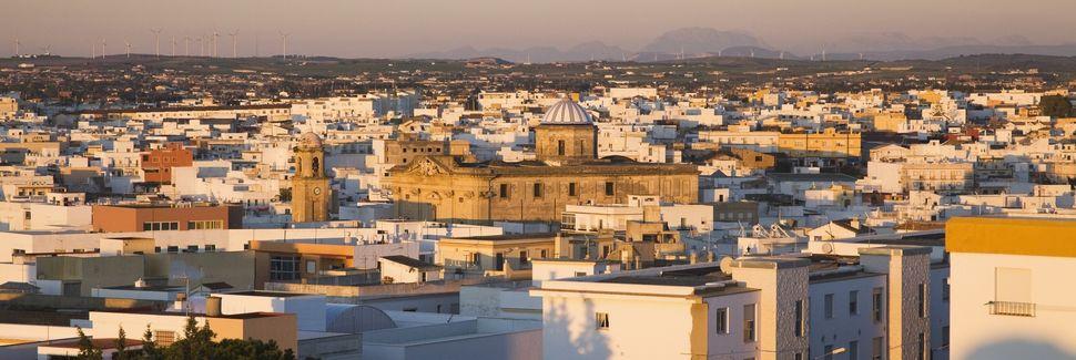 Chiclana de la Frontera, Andalusien, Spanien