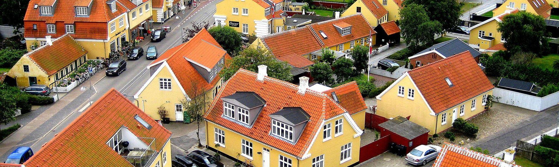 Skagen, Region Nordjylland, Danmark