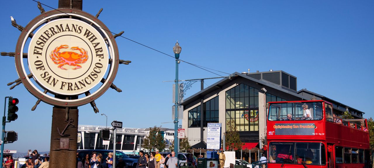 Fisherman's Wharf, San Francisco, CA, USA