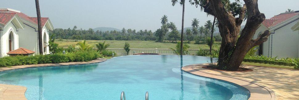 Chapora, Goa, Inde
