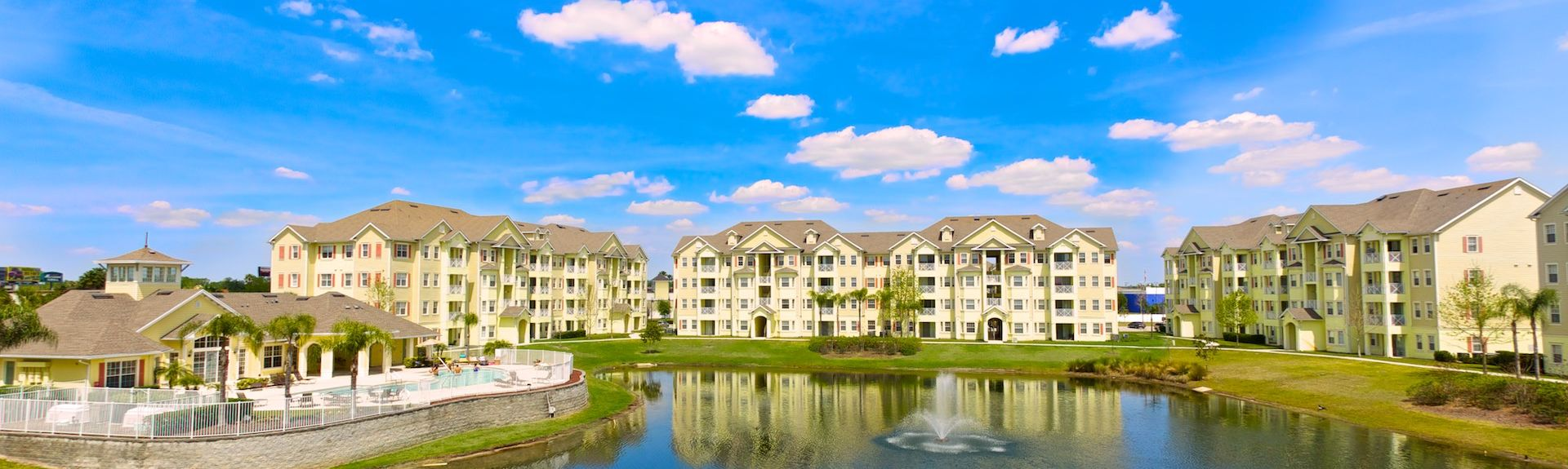 Cane Island Condominiums, Kissimmee, Florida, United States of America
