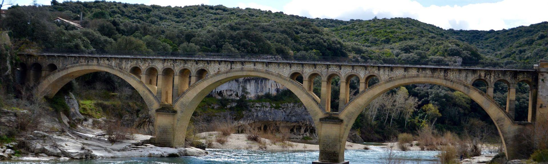 Aubussargues, Gard, France