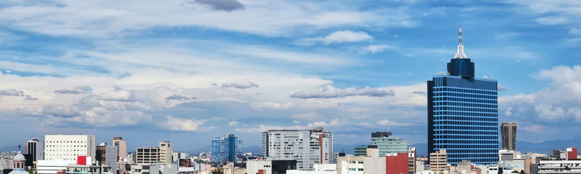 Zona Rosa, Cidade do México, Federal District, México