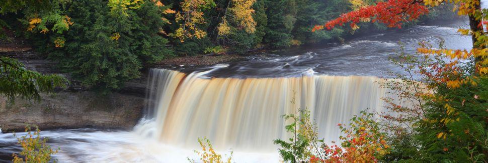 Upper Peninsula of Michigan, USA
