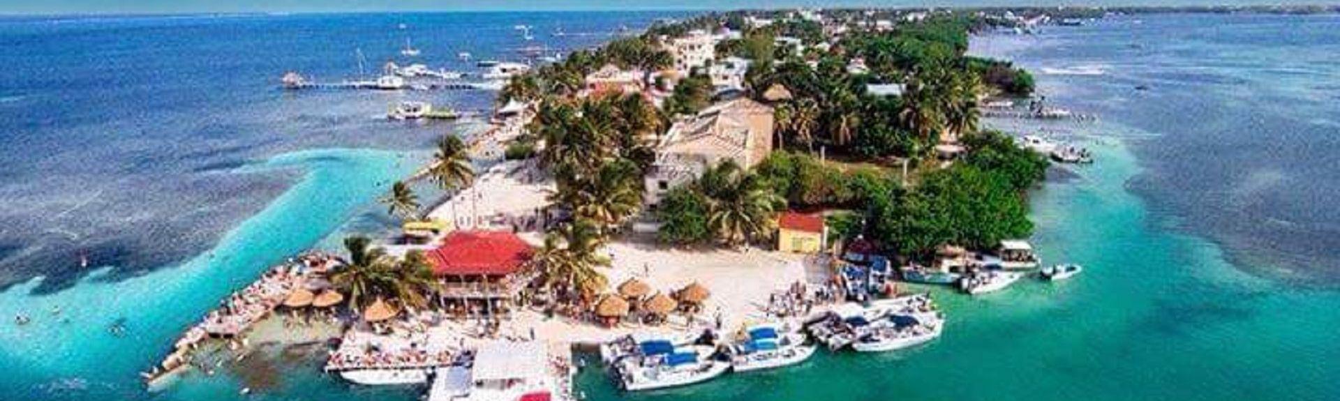 The Split (Graben), Caye Caulker, Belize District, Belize