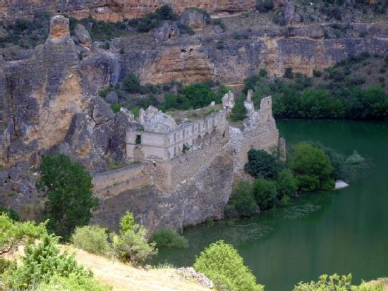 Castro de Fuentidueña, Castilla y León, España