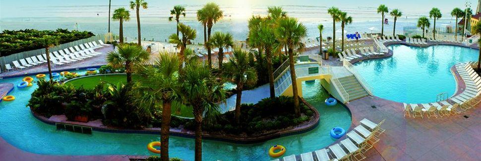 Wyndham Ocean Walk, Daytona Beach, FL, USA
