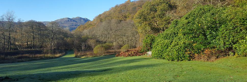 Blair Drummond Safari Park, Stirling, Écosse, Royaume-Uni