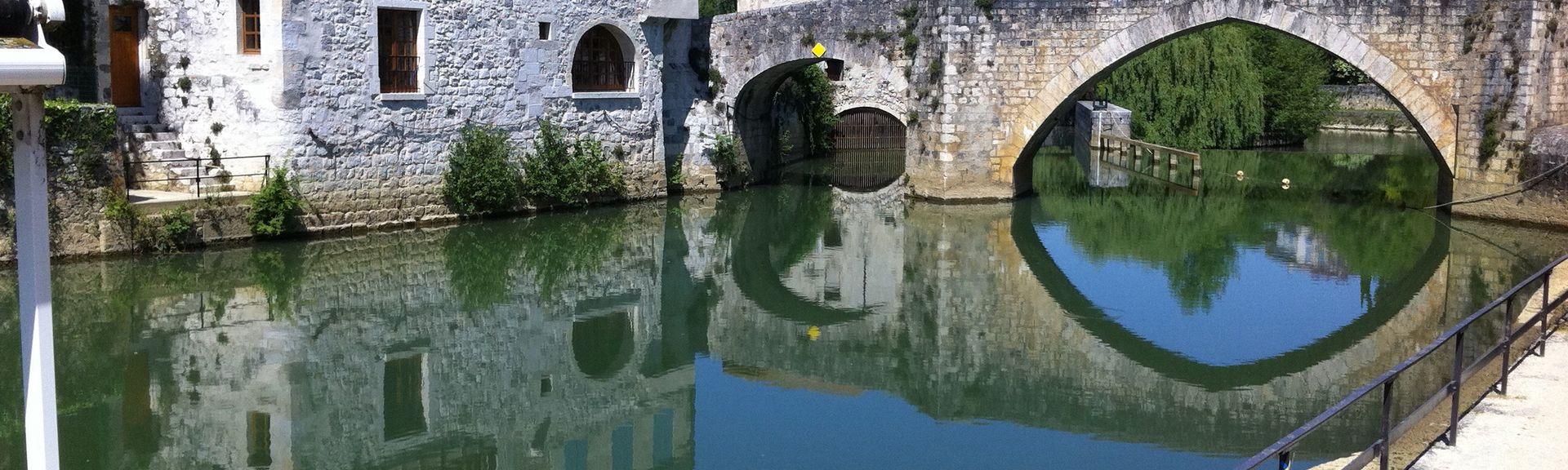 Cazaubon, Gers, France
