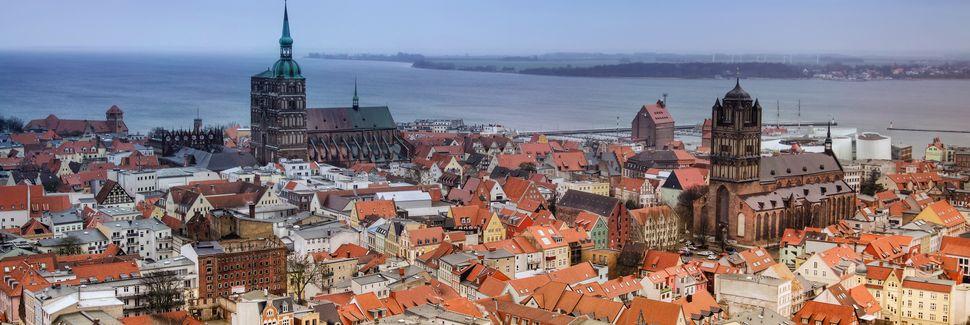 Stralsund, Mecklenburg - Voor-Pommern, Duitsland