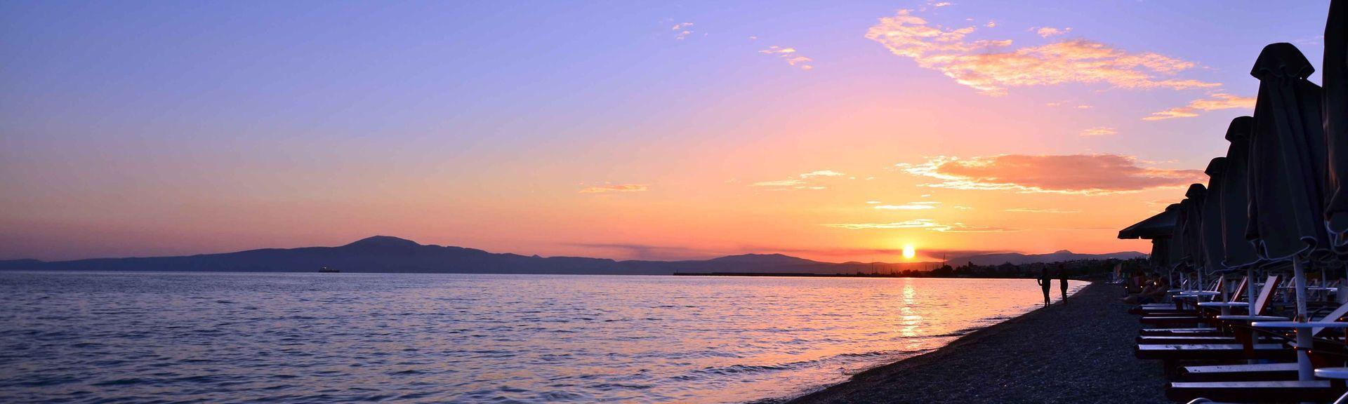 Megali Mantineia, West Mani, Peloponnese, Greece