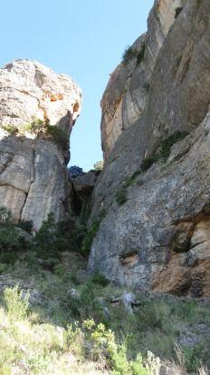 Bajo Aragón-Caspe/Baix Aragó-Casp, Aragon, Espagne