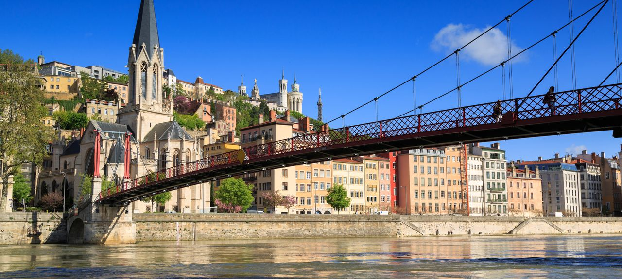 Lyon,  Rhône, Auvergne-Rhône-Alpes, France