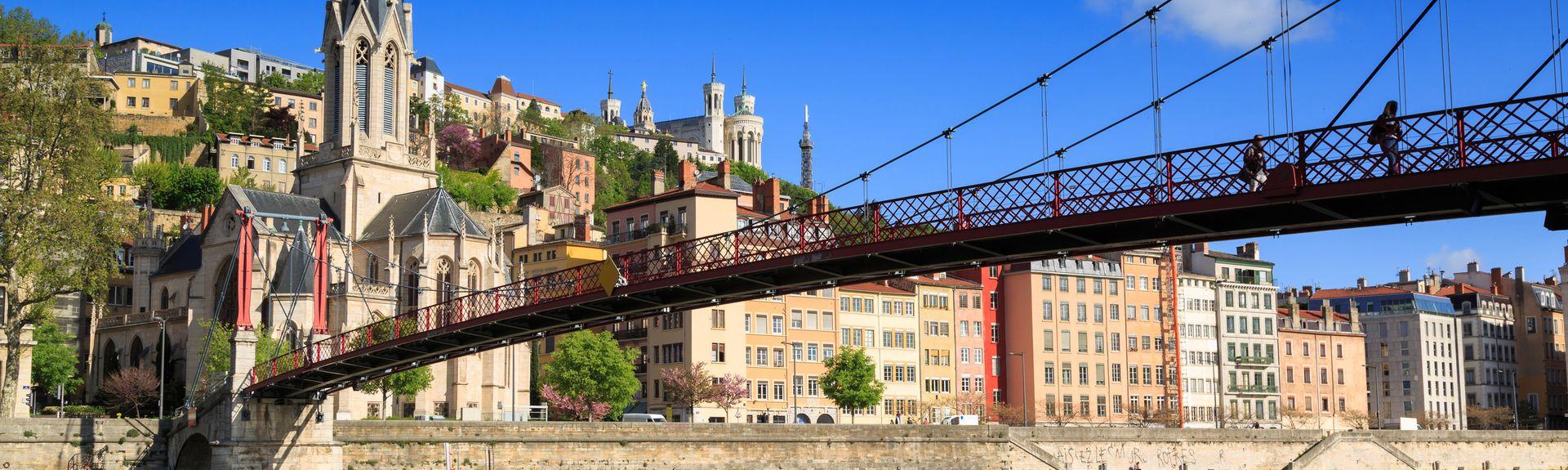 Lyon, Auvergne-Rhône-Alpes, Ranska