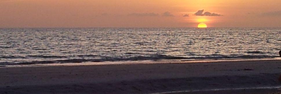 Bradenton Beach Marina, Bradenton Beach, Florida, Vereinigte Staaten