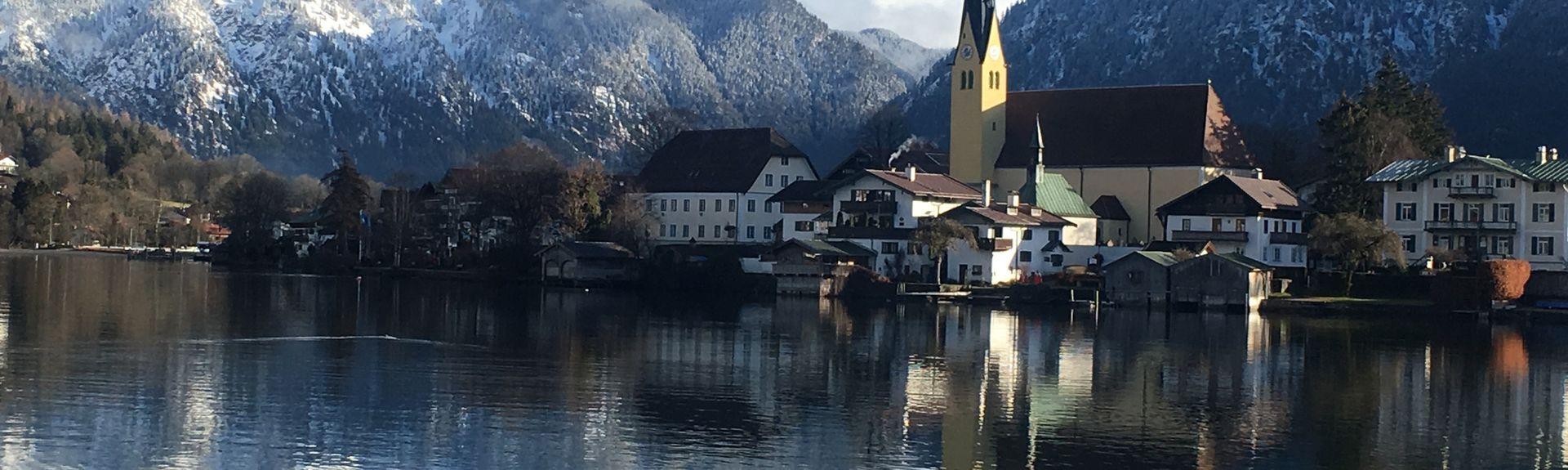 Egern, Tegernsee, Bavaria, Germany