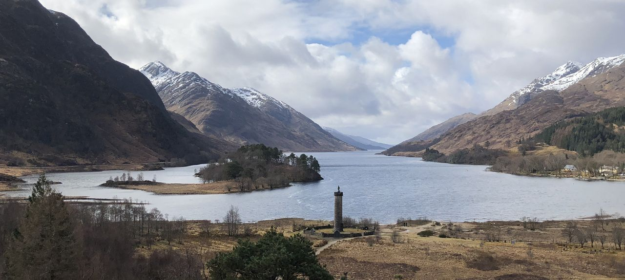 Kinlochleven, Highland, Scotland, UK