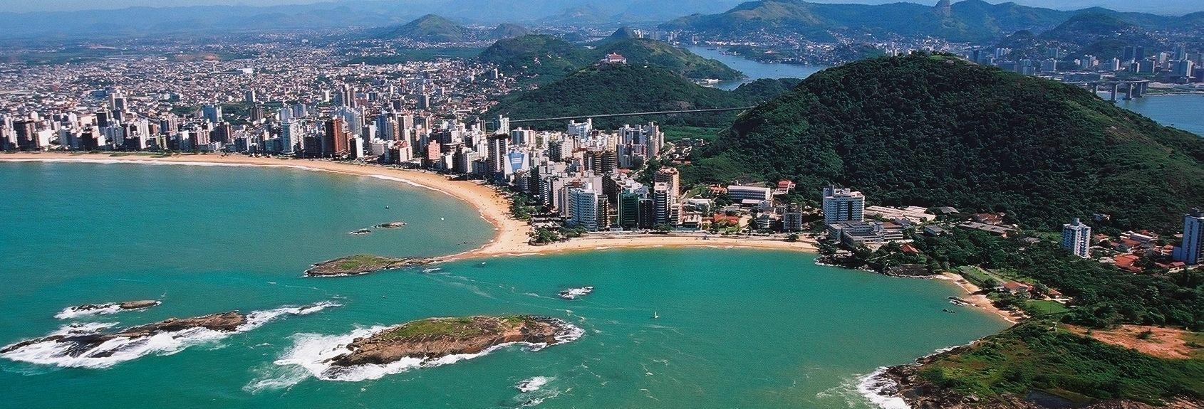 Praia da Costa Mall, Vila Velha, Bundesstaat Espírito Santo, Brasilien