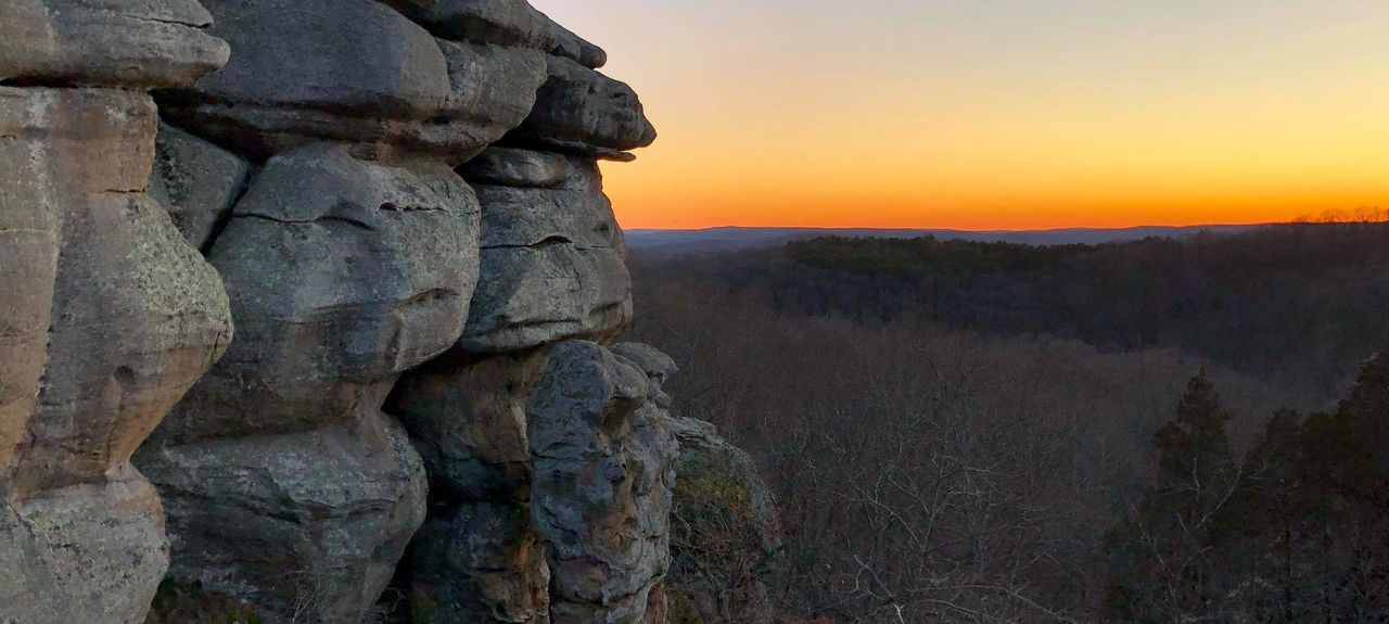 Shawnee National Forest, IL, USA