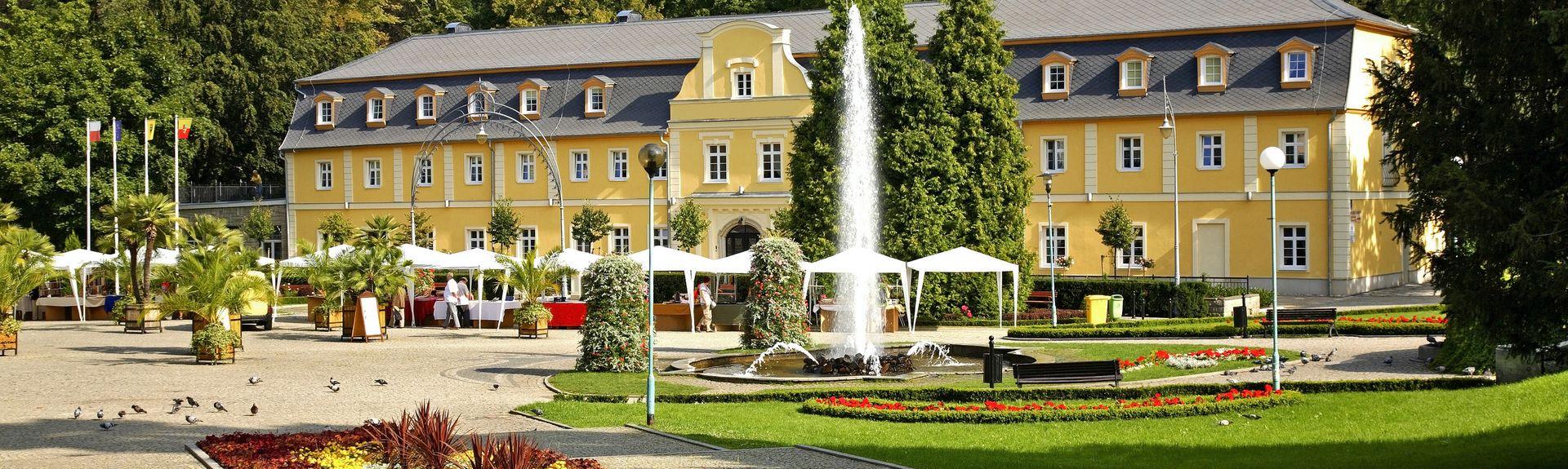 Kudowa Zdroj, Woiwodschaft Niederschlesien, Polen