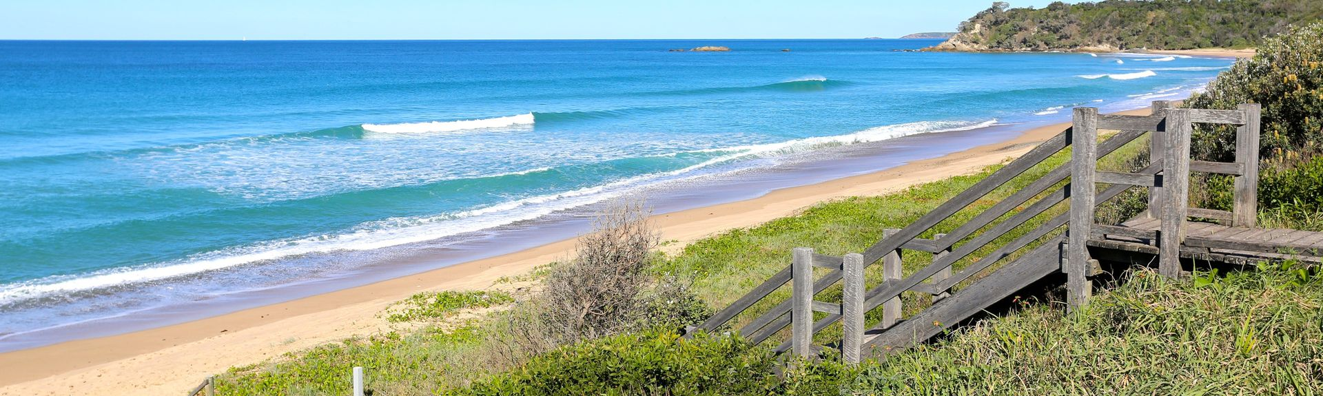 Blueys Beach, New South Wales, Australien