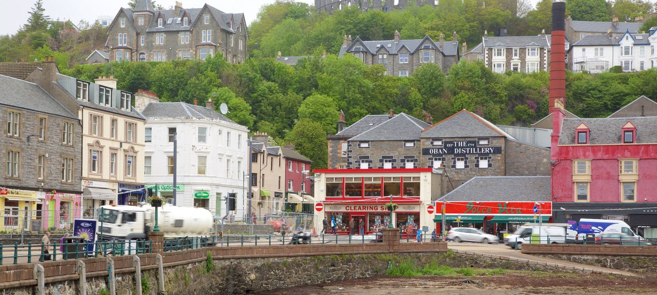 Oban, Argyll and Bute, Scotland, UK