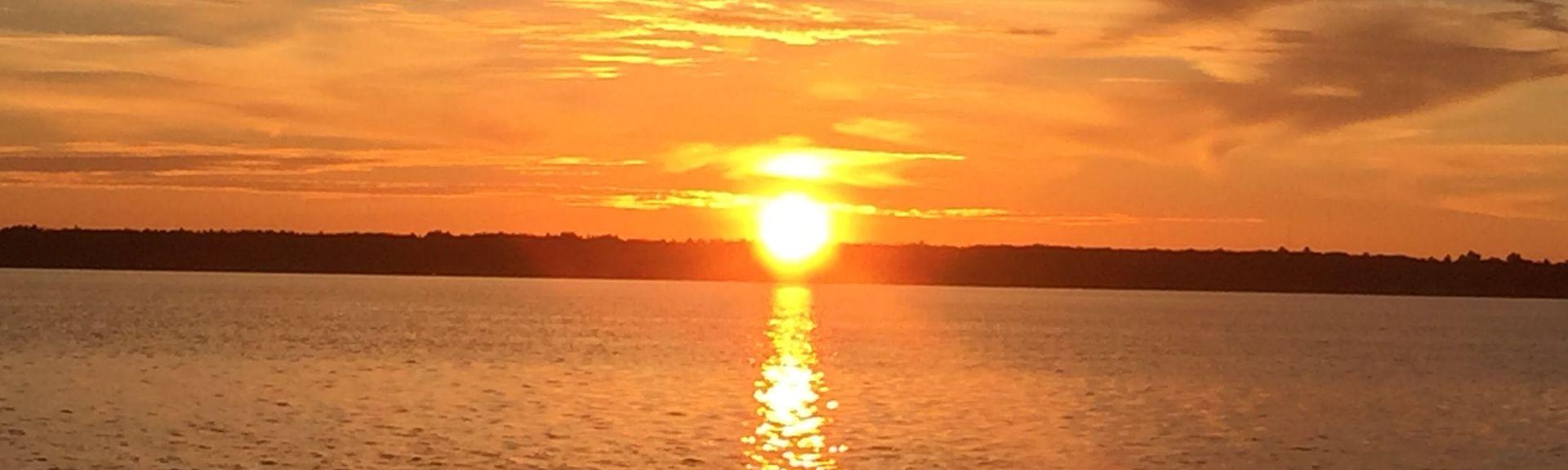 Lake Mitchell, Michigan, États-Unis d'Amérique