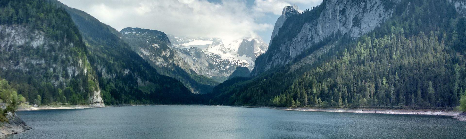 Ebensee, Górna Austria, Austria