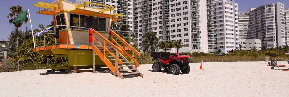 North Beach, Miami Beach, Flórida, Estados Unidos