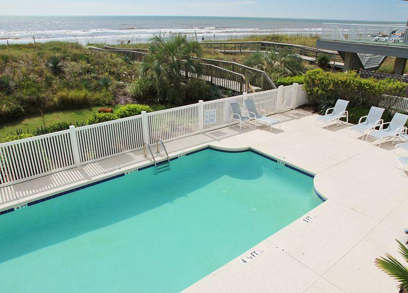 Front Beach, Isle of Palms, Carolina do Sul, Estados Unidos