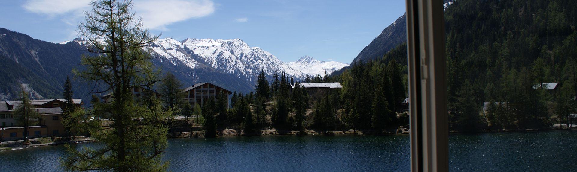 La Fouly, Orsieres, Valais, Schweiz