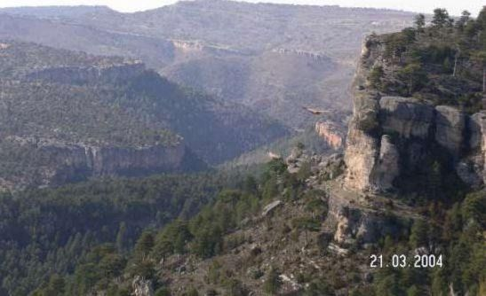 Buenache de la Sierra, Cuenca, Spain