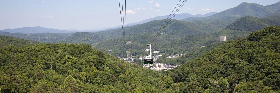 Ober Gatlinburg Ski Resort and Amusement Park, Gatlinburg, Tennessee, USA