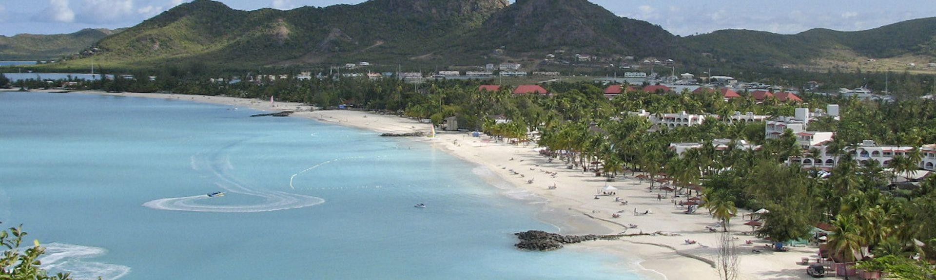 Hermitage Bay, Saint Mary, Antigua and Barbuda