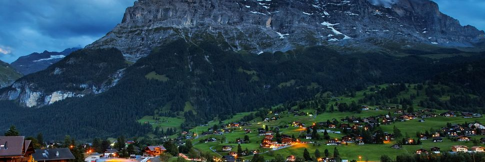 Grindelwald, Canton of Bern, Suisse